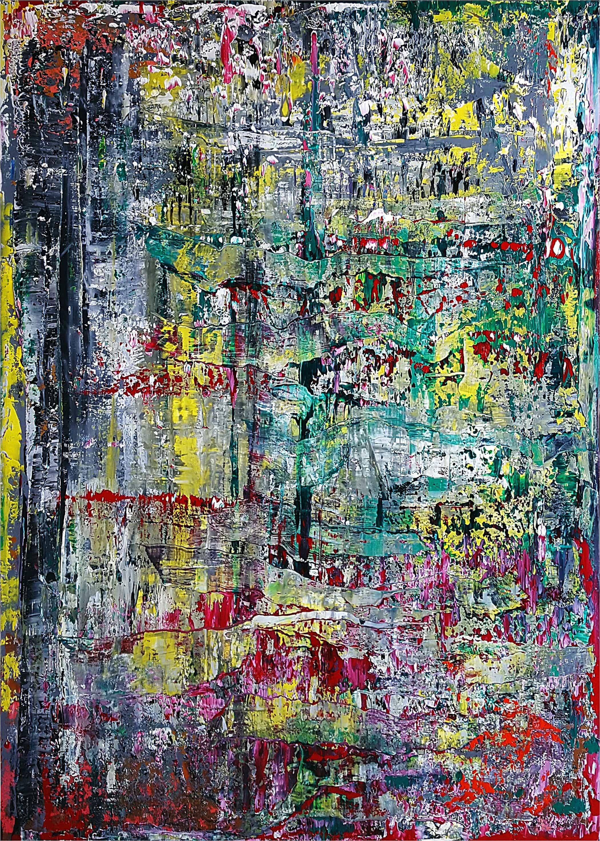 433 - The 4 Blackboard of Art - Tafel 3