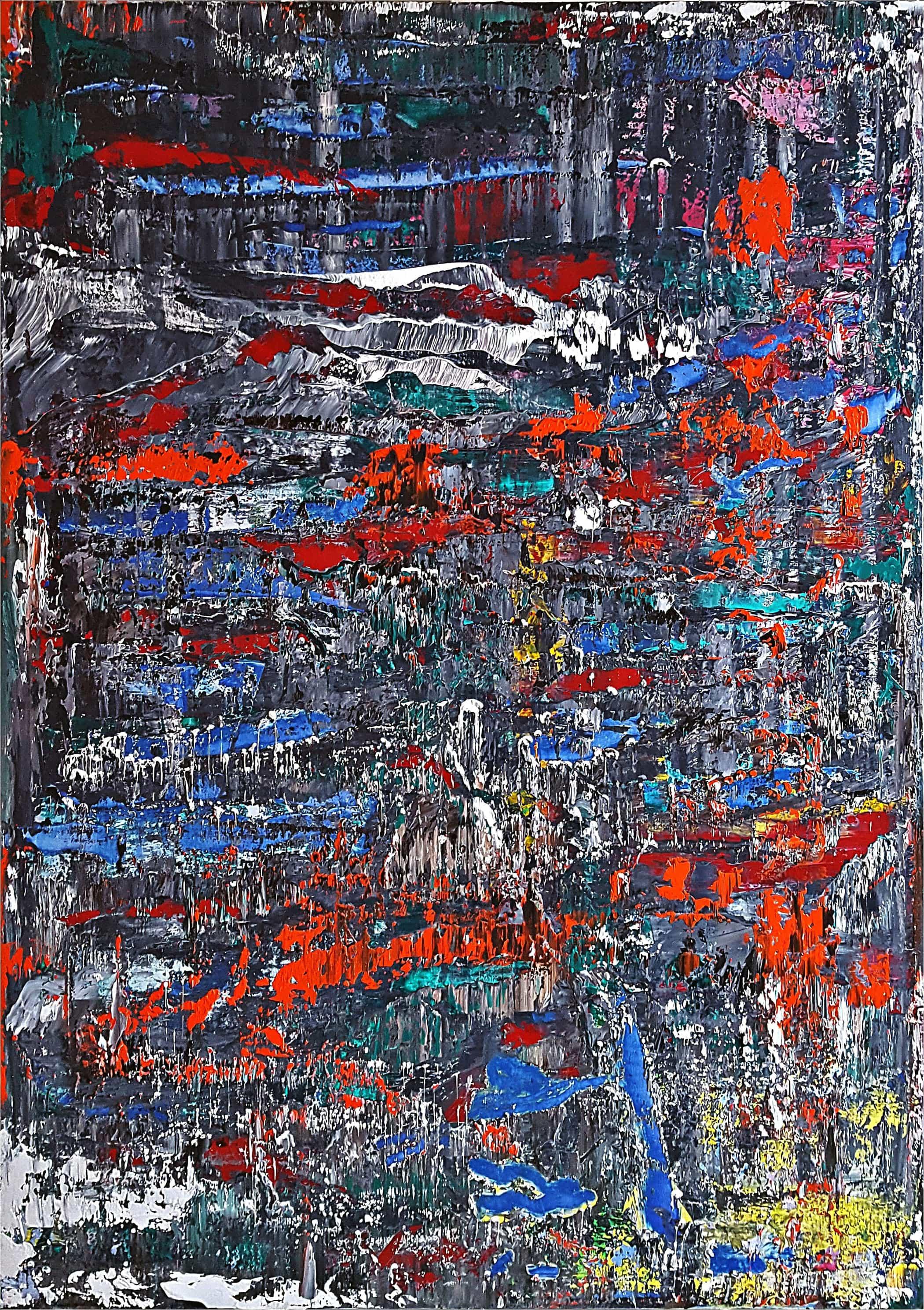 434 - The 4 Blackboard of Art - Tafel 4